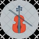 Violin Cello Fiddle Icon