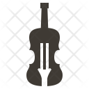 Violoin Instruments Music Icon