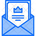 Vip Invitation Letter Icon