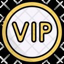Vip Premium Exclusive Icon