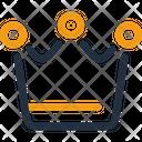 Vip Premium Gold Icon