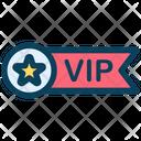 Vip Badge Rating Vip Icon