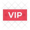 Vip Board Tag Icon