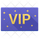 Card Vip Important Icon