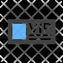 Vip card Icon