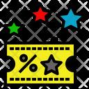 Privilege Prerogative Discount Icon
