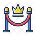 Vip Event Crown Premium Icon