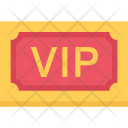 Vip Invitation Alcohol Icon