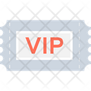 Vip Pass Vip Coupon Vip Ticket Icon