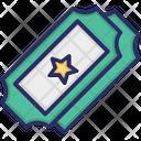 Vip Pass Icon