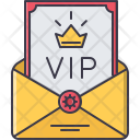 Invite Bar Club Icon