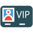 Access Privileges Vip Icon