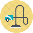 Viper Vacuum Cleaner Icon