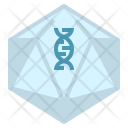 Virus Viral Gene Icon