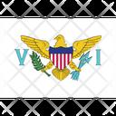 Flag Country Virgin Icon