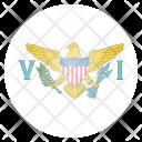 Virgin Islands Us Icon