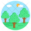 Virgin Forest Icon