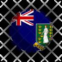Virgin Islands British Icon