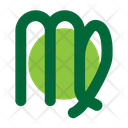 Virgo Atrology Zodiac Icon