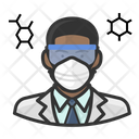 Virologist Icon