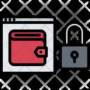 Virtual Wallet Online Icon