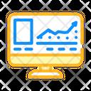 Virtual Action Virtual Auction Icon