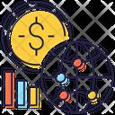 Virtual Business Icon
