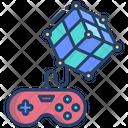 Virtual Cube Game Icon