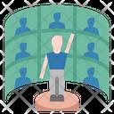Virtual Events Icon