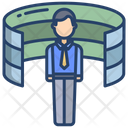 Virtual Gaming Area Icon