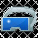 Virtual Glasses Virtual Headset Vr Glasses Icon
