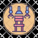 Virtual Interrogation Chamber Icon