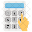 Virtual Keypad Numeric Keypad Numeric Touchpad Icon