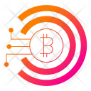 Virtual Money Cyber Icon