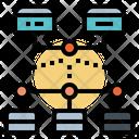 Virtual Process Icon