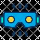 Oculus Vr Ar Glasses Icon