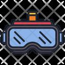 Virtual Reality Vr Ar Icon