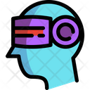 Virtual Reality Vr Device Icon