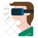 Virtual Reality Vr Reality Icon