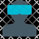Virtual Reality Vr Icon