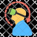 Virtual Reality Environment Icon