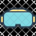 Glasses Reality Gadget Icon