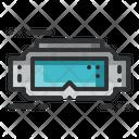 Goggles Gear Vr Icon