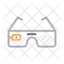 Glasses Goggles Virtual Icon