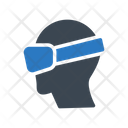 Vr Glasses Technology Icon
