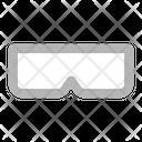 Virtual Reality Vr Glasses Icon