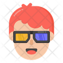 Virtual Goggles 3 D Goggles Vr Glasses Icon