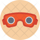 Virtual Reality Goggles Icon