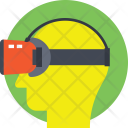 Vr Virtual Reality Icon