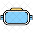 Vr Headset Device Icon